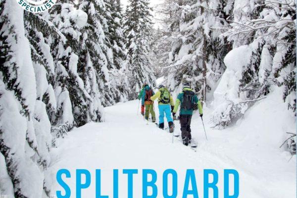 Splitboard: Tra tecnica e filososia