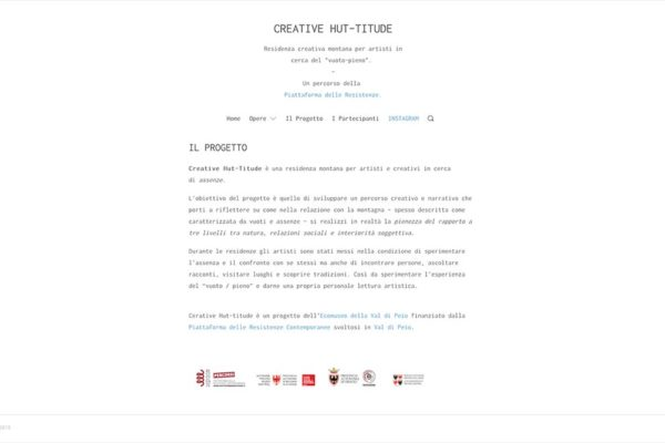 Creative Hut-titude